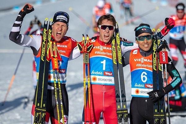 【渡部暁斗】ノルディック世界選手権2019銅メダル獲得